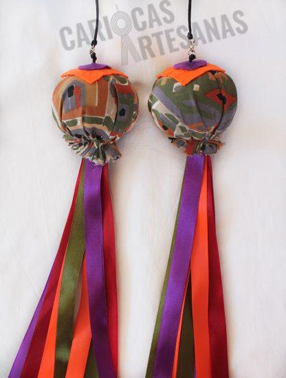 Cariocas Malabares con cintas modelo Arianas