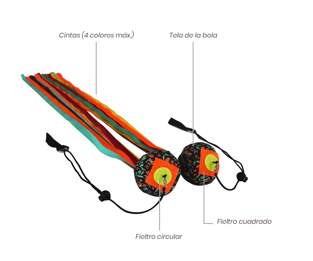 piezas cariocas personalizadas